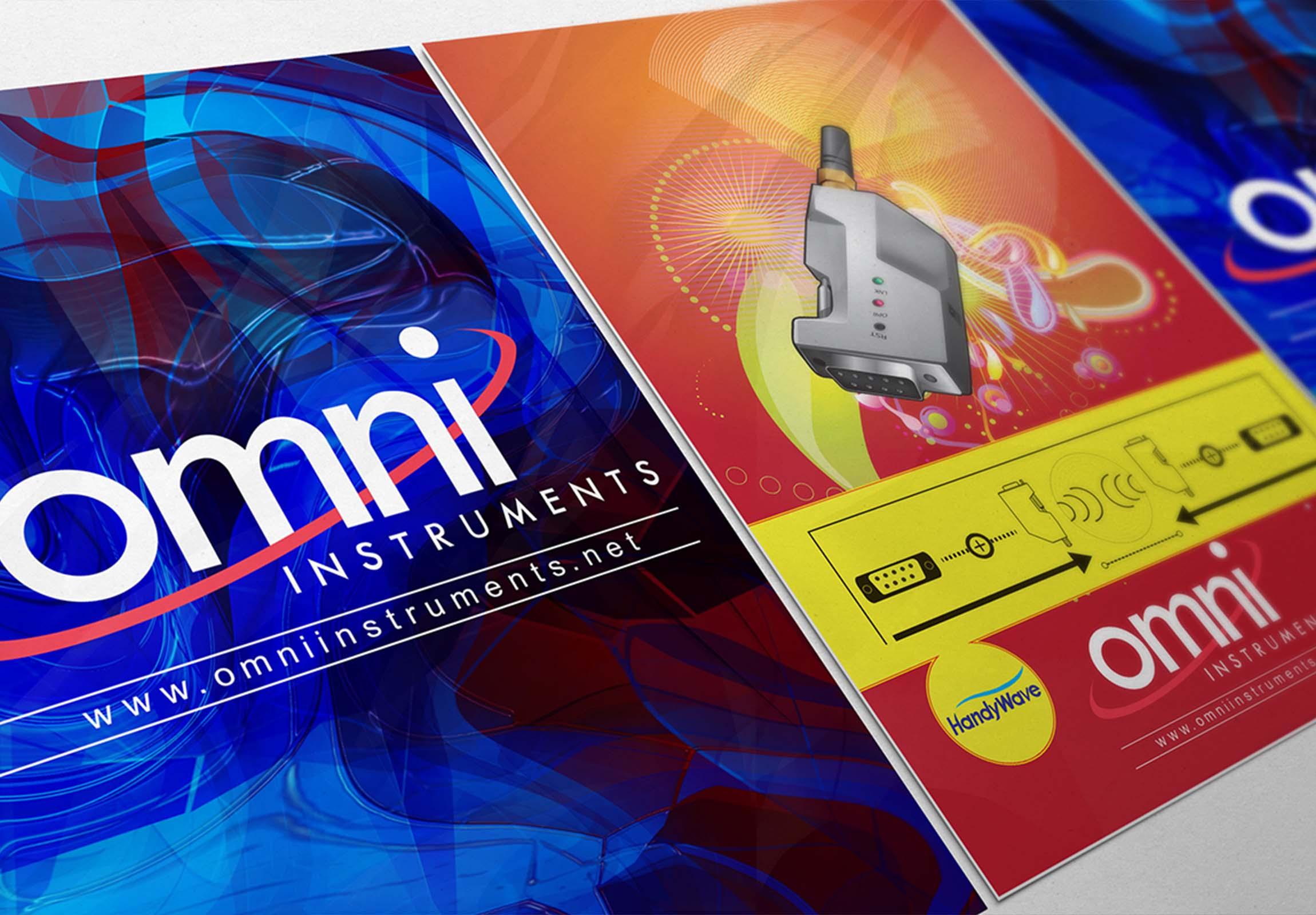 Omni Instruments Corporate Branding
